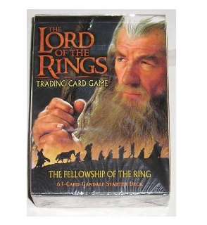 Card game the lord of the rings