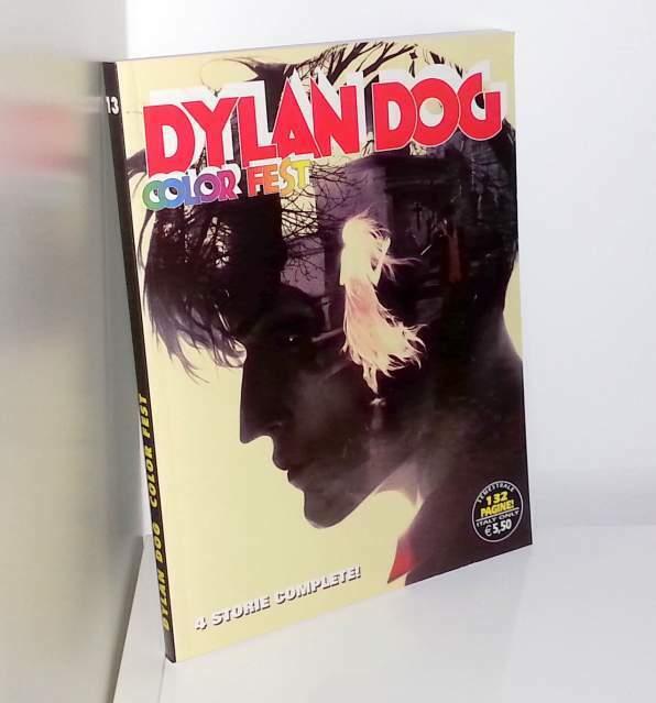 Fumetto Color Fest n.13 DYLAN DOG - ed.Bonelli