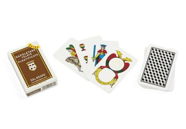 Gw jm carte da gioco napoletane extra - spedizione in