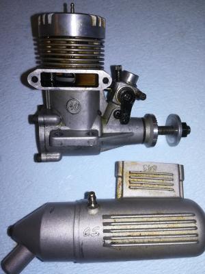 Motore OS 40 FP MAX