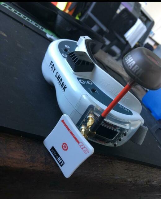 Occhiali FPV FatShark HD3 + FURIOUS + RADIO NUOVI