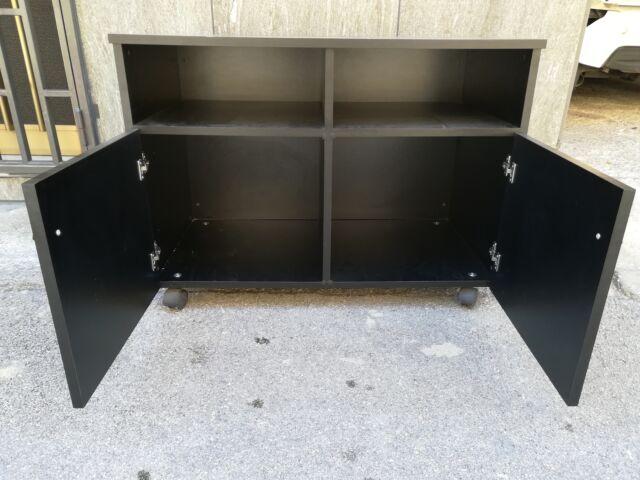 Mobile basso con ripiani per esterno e giardino posot class for Mobile basso ufficio