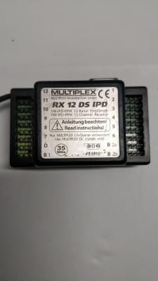 Multiplex rx 12 ds ipd in 35 MHz