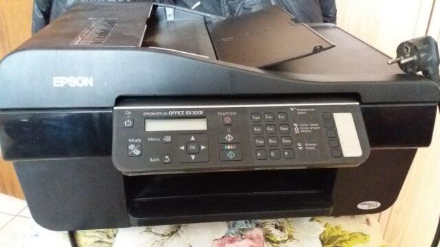 Stampante epson office bx300f con funzioni scanner e fax