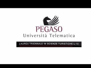 Laurea triennale in scienze turistiche