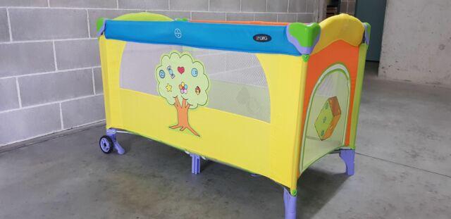 Lettino da Viaggio usato con Barriere per bambini