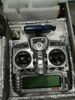 Radio graupner mx22