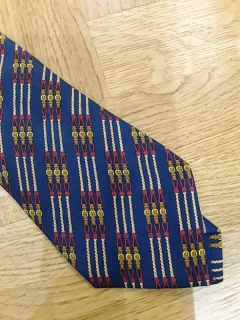 Cravatta Hermes originale