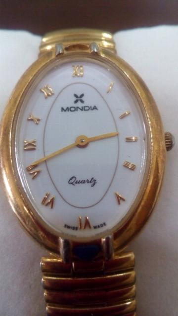 Orologio da polso Mondia Zenith donna vintage