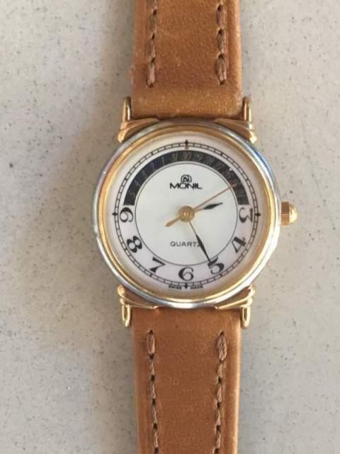 Orologio vintage Monil donna