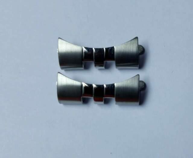 Rolex datejust 36 mm finali 20 mm per bracciale jubilee