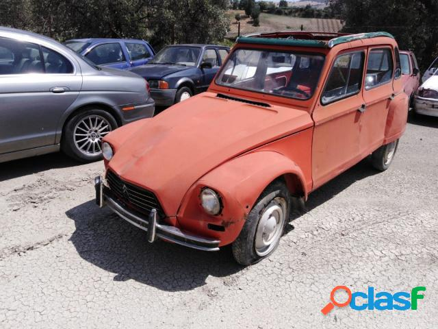 CITROEN 2CV benzina in vendita a Accettura (Matera)