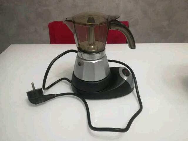 Macchinetta del Caffè ? moca de longhi con timer