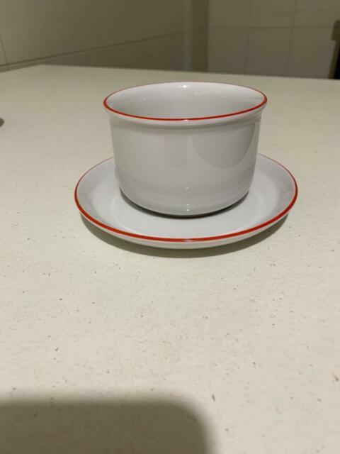 Servizio tazze da colazione Tognana originale