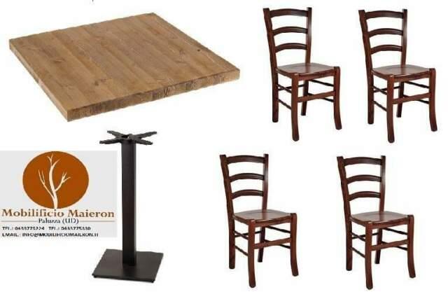 Tavoli e sedie x bar   Posot Class