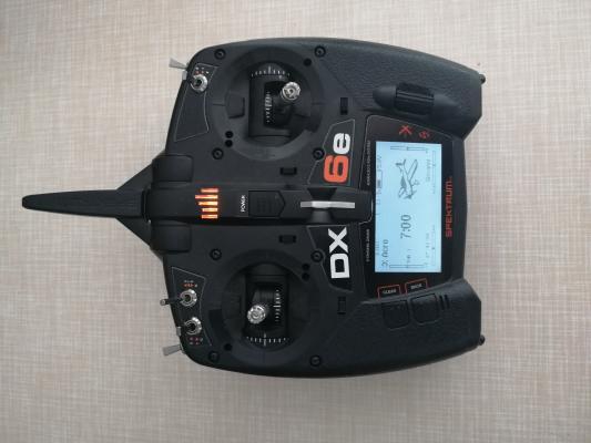 Vendo Spektrum DX6e + AR610