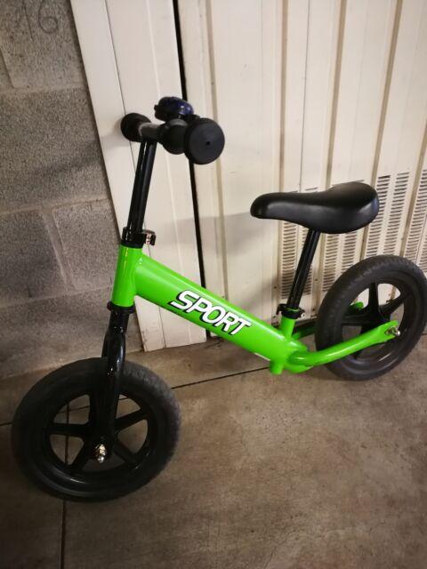 Bicicletta bambino senza pedali