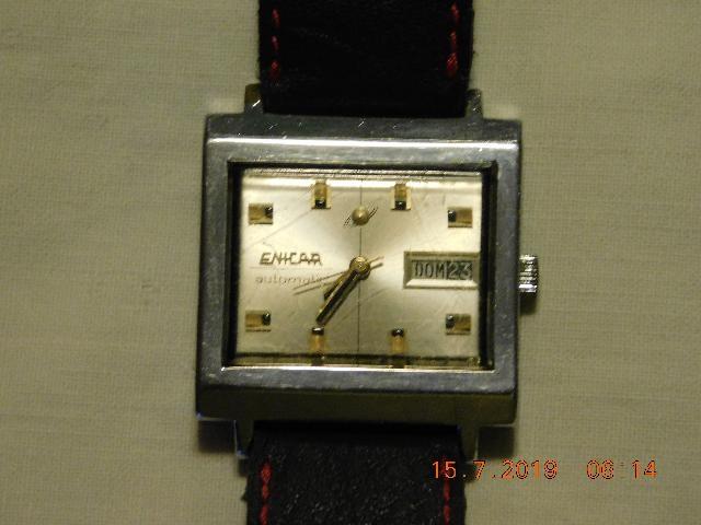 ENICAR SCHERPA 100