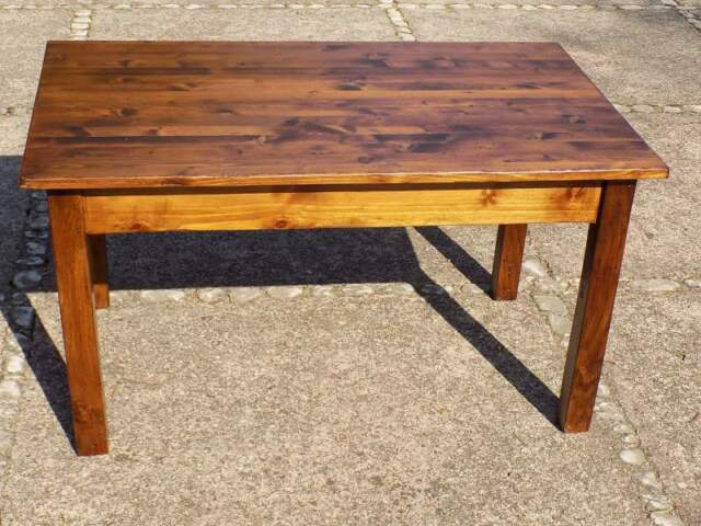 """Antico tavolo da salotto """"restaurato"""""""