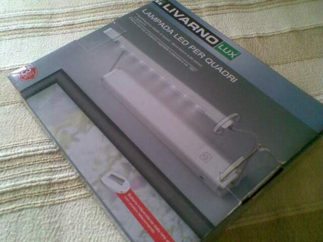 Lampada led per quadri / specchi wireless