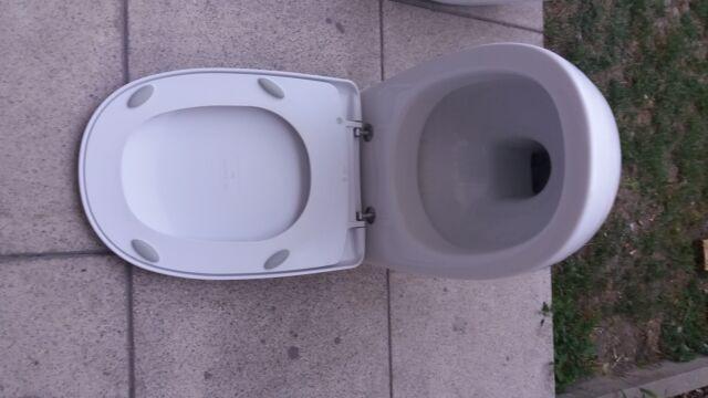 Sanitari sospesi wc + bidet nuovi