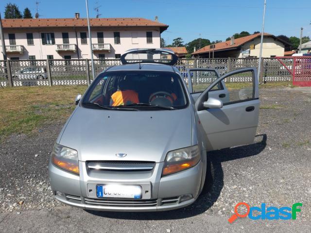 DAEWOO Kalos benzina in vendita a Somma Lombardo (Varese)