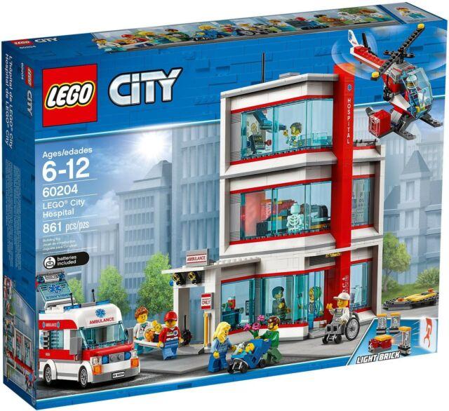 Gw jm lego city  - ospedale di lego city -