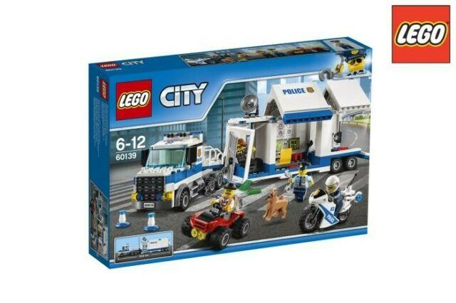 Gw jm lego city polizia  - centro di comando
