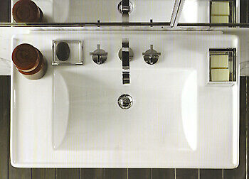 Vendesi lavabo pozzi ginori serie novecento cm 90 nuovo