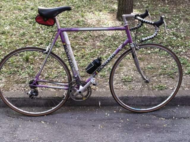 Bicicletta da corsa Benotto.
