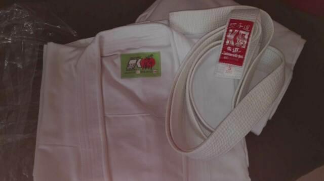 Kimono per arti marziali - judo - Karate