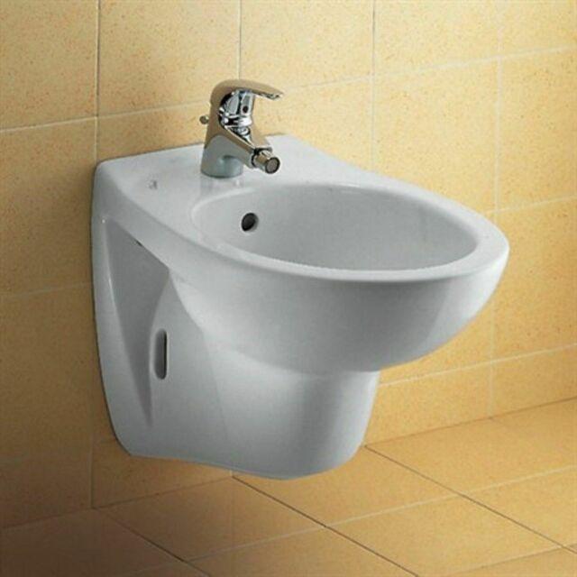 Sanitari bagno Bidet Garda sospeso Ceramica Dolomite