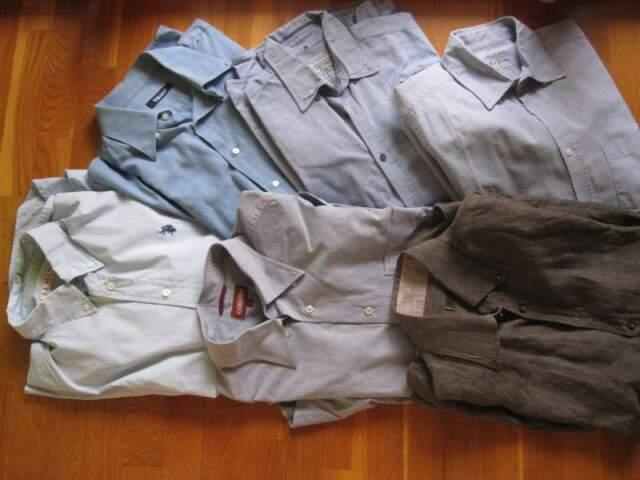 Camicie e maglioni