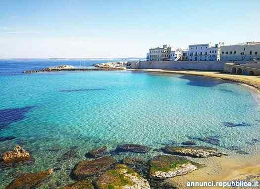 Gallipoli casa vacanze dal 03 al 10 agosto vicina al mare