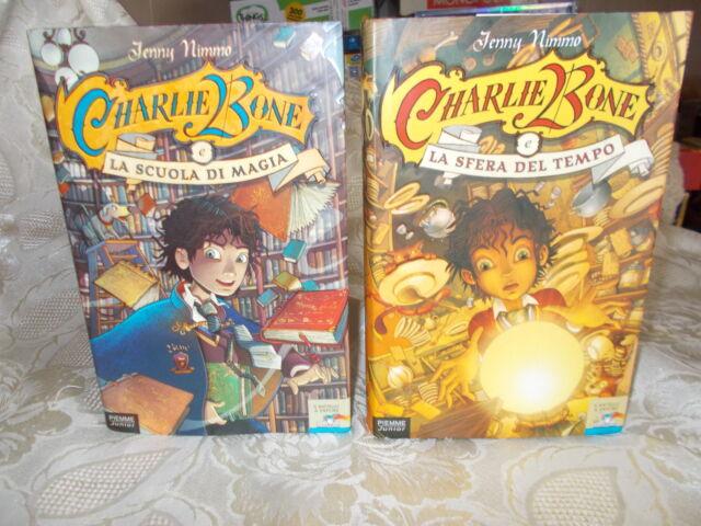 Libri Charlie Bone dell 'autrice Jenny Nimmo