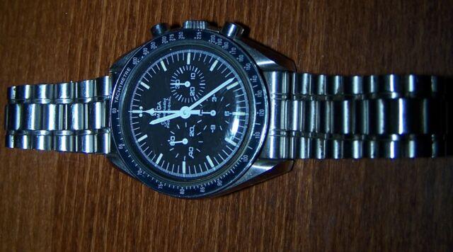 Orologio cronografo Omega speedmaster moon 861 carica