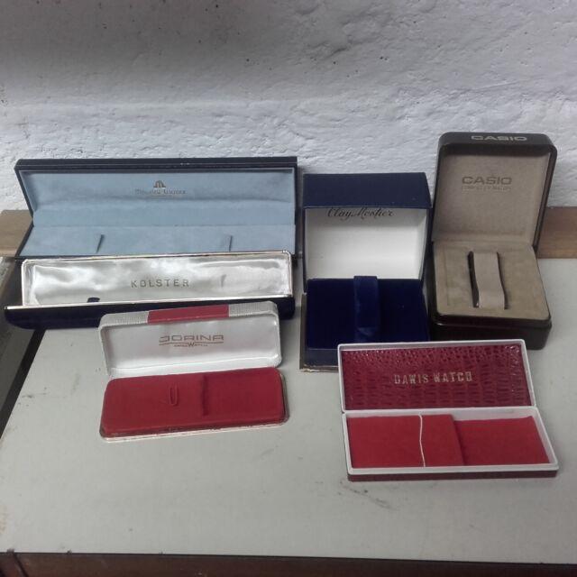Scatola orologio vintage scatole orologi
