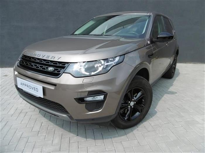 LAND ROVER DISCOVERY SPORT 2.0 TD CV SE DEL