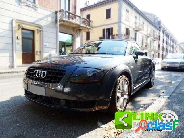 AUDI TT Cabrio benzina in vendita a Novara (Novara)