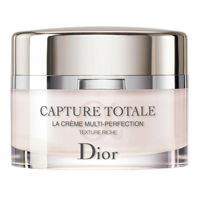 Dior capture totale crema rica multi-perfection 60ml mujer