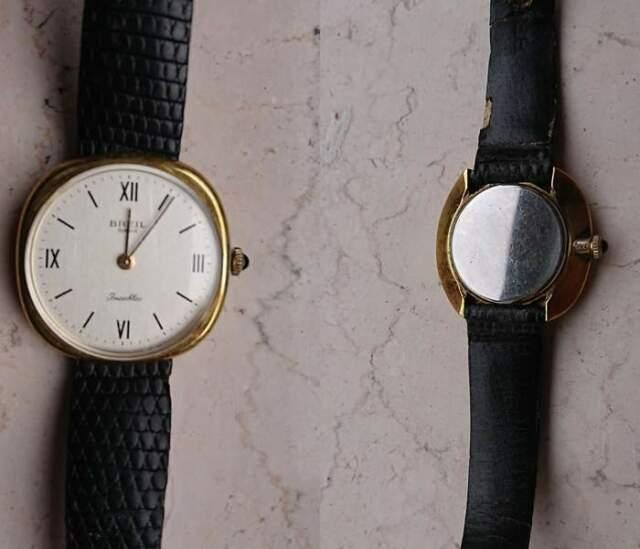 Orologio vintage Breil Meccanico carica manuale