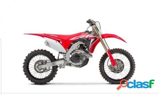 Honda CRF 450 R benzina in vendita a Viterbo (Viterbo)