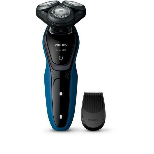 Philips shaver series  rasoio elettrico wet & dry