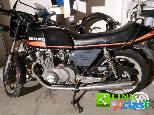 Suzuki GS 450 benzina in vendita a Trapani (Trapani)