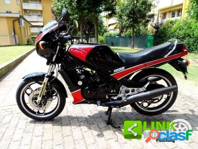 Yamaha RD 350 benzina in vendita a Castel Maggiore (Bologna)