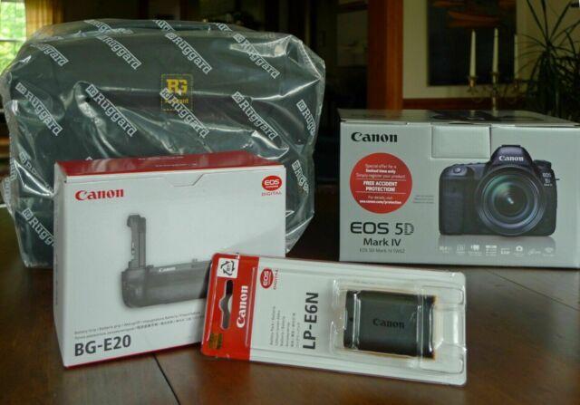 Fotocamera reflex digitale Canon EOS 5D Mark IV 30,4 MP -