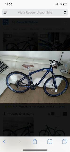 BMW cruise bike bicicletta uomo