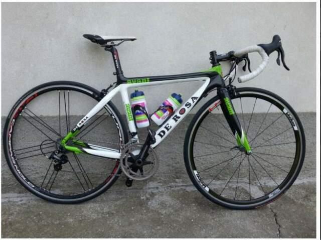 Bici da corsa DE ROSA AVANT carbon