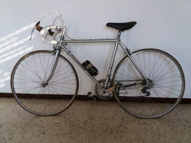 Bicicletta corsa eroica vintage anni 70 piazzalunga
