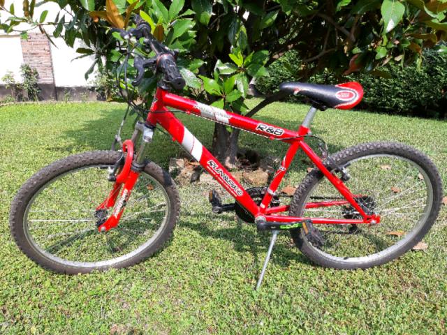 Mountain Bike Ragazzo RUN&BIKE